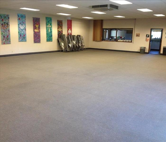 Church Carpet Cleaning After
